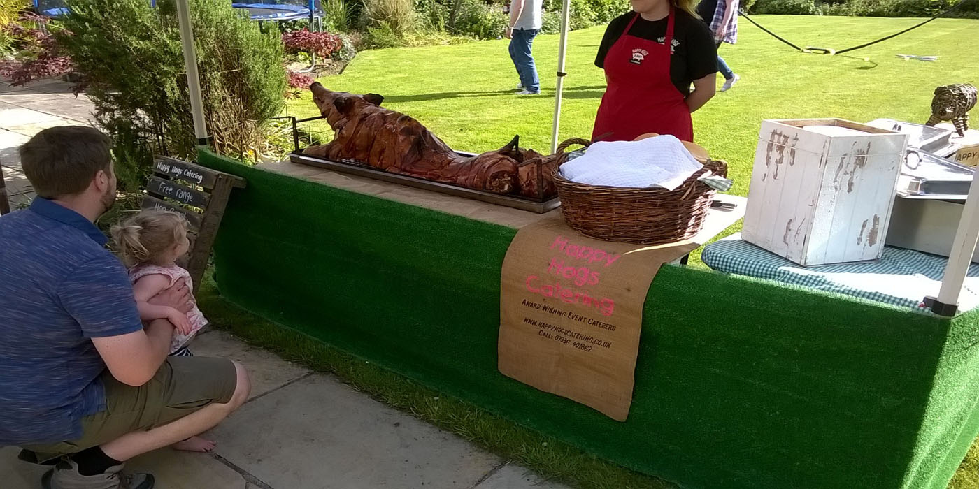 Hog Roast Caterers Harrogate