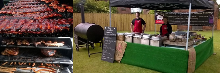 Barbecue Caterers and Smoke Pit Catering
