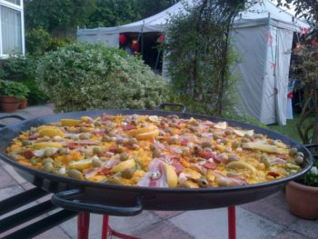 Yorkshire Paella Caterers